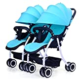 Best Double Strollers - LZTET Universal Waterproof Twins Baby Pushchair Rain Cover Review