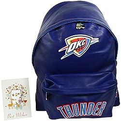 NBA Oklahoma City Thunder Mochilla Bolso Escolar