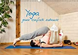 Yoga - ganz einfach zuhause (Wandkalender 2019 DIN A3 quer): Meditatives Yoga ganz einfach zuhause praktizieren. (Geburtstagskalender, 14 Seiten ) (CALVENDO Sport)