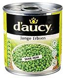Gunz Daucy Very Fine Peas, 212 ml, 3-Pieces