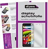 dipos I 6X Schutzfolie klar passend für Archos 50b Cobalt Lite Folie Bildschirmschutzfolie