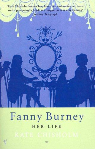 Fanny Burney : Her Life