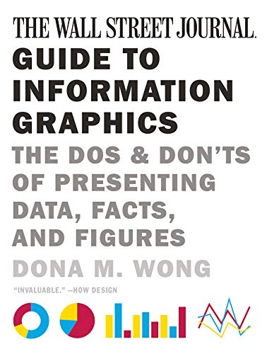 The Wall Street Journal Guide to Information Graphics: The Dos and Don'ts of Presenting Data, Facts, and Figures Digital Data Communications