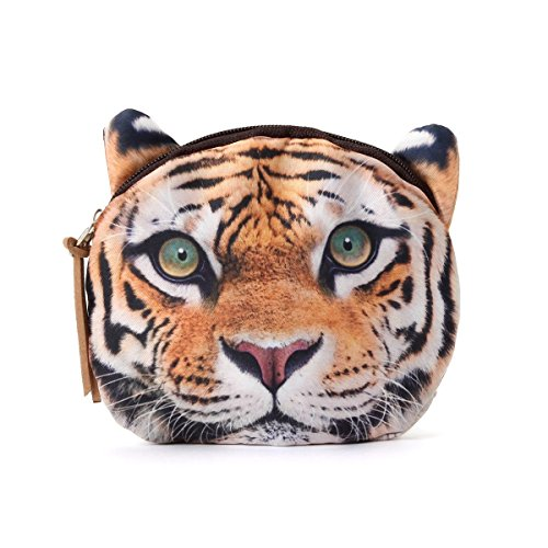 Teeya donne animale serie portamonete portafogli cluth borsa borsa tigre portafogli