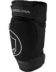 Endura - SingleTrack Knee Warmer, color black, talla S-M