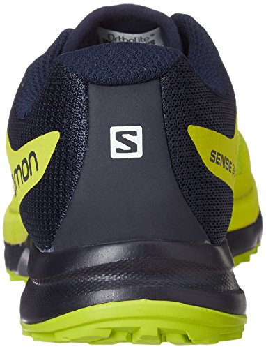 Dunkelviolett 49 Blau Lime Pro Sense 2 Blazer Traillaufschuhe Lindgrün Salomon Punch Marineblau Herren EU 3 wYZqFxfngX