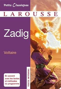 Zadig (Petits Classiques Larousse t. 20) par [Voltaire]