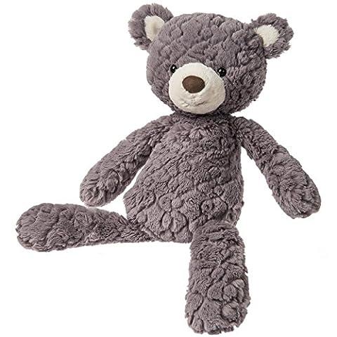 Mary Meyer Putty Teddy Bear Soft Toy (Medium, Grey)