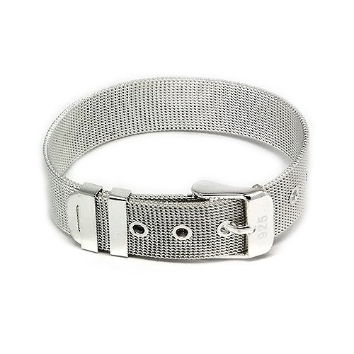 Fashion and Classy Silver Fashionable Belt Bangle