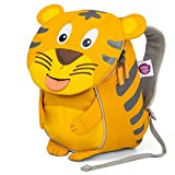 Affenzahn Kinderrucksack mit Brustgurt Timmy Tiger für 1-3 Jährige Jungen