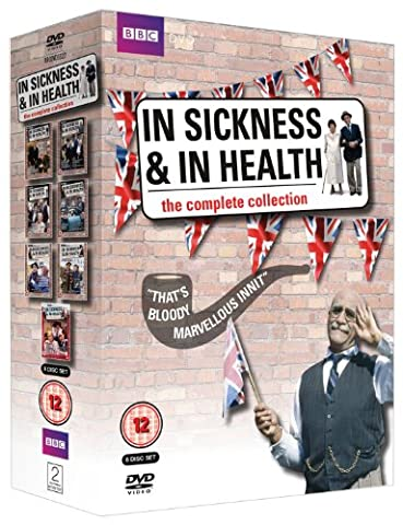 In Sickness & In Health - The Complete Collection Box Set [Import anglais]