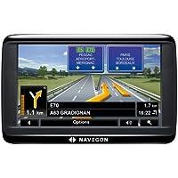 Navigon 40 EASY Navigationssystem ( Kontinent-Ausschnitt )