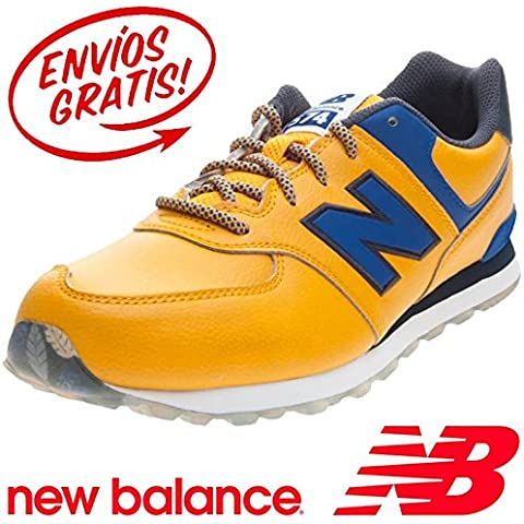 Zapatilla casual niño New Balance 574