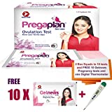 Dr Trust Neclife Pregaplan One Step Ovulation Test Kits (Pack of 2)