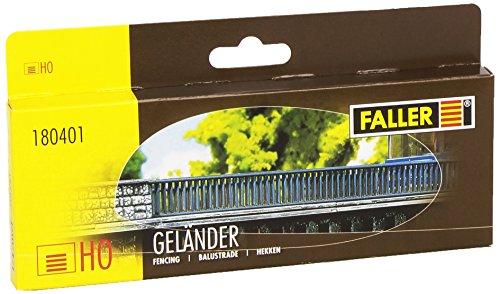 Faller - Vía para modelismo ferroviario H0 Escala 1:87 (F180401)