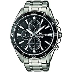 Casio Herren-Armbanduhr Analog Quarz Edelstahl EFR-546D-1A