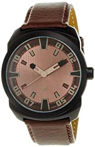 Fastrack OTS Sports Analog Brown Dial Men's Watch - 9463AL05