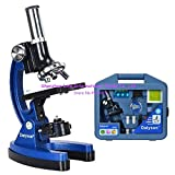 HITSAN INCORPORATION Science Children's Microscope Series Explorer 1200X Primary Secondary School Students Show Birthday Gift Gift