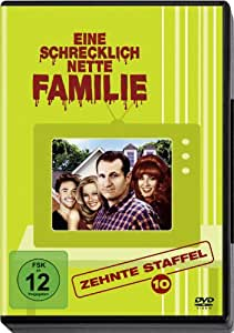 Eine schrecklich nette Familie - Zehnte Staffel (3 DVDs)