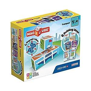 Geomag Magicube Magic Cube Transport, Multicolor (00122)
