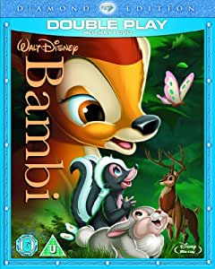 Bambi - Diamond Edition Double Play (Blu-ray + DVD) [Region Free]