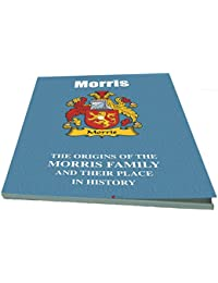 Morris Family History Book