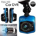 Toguard bleu Full HD 1080p 12MP voitu...