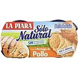 La Piara Sólo Natural - Paté de Pechuga de Pollo, 2 X 75 g - [Pack de 2]