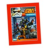 Star Wars Rebels - Blister Stickers (Topps 8436017222234)