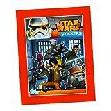 Star Wars Rebels - Blister stickers (Topps 8436017222234)