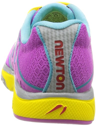 NEWTON Motion III Scarpa da Running Donna Viola/Giallo