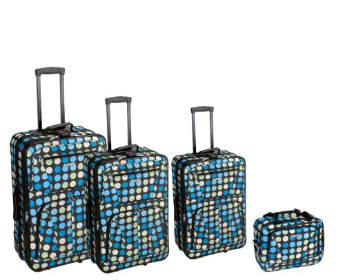 rockland-luggage-dots-4-piece-luggage-set-multiple-blue-dots-one-size