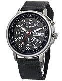 [LAD WEATHER] Funciona con energía solar Automático corrección de tiempo Reloj de radio para hombres Relojes de pulsera