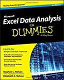 Excel Data Analysis For Dummies 3e