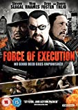Force Of Execution [DVD] [2013]