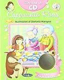 Scarica Libro Cappuccetto Rosso Ediz illustrata Con CD Audio (PDF,EPUB,MOBI) Online Italiano Gratis