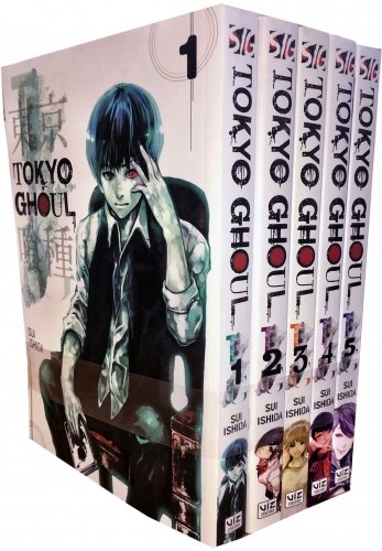 PDF] Tokyo Ghoul Volume 1-5 Collection 5 Books Set (Series 1