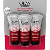 Olay Regenerist Regenerating Cream Cleanser 5 Fluid Ounce (Pack of 3)