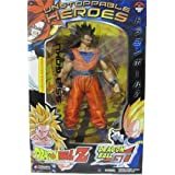 Dragon Ball Z - Unstoppable Heroes 9 Figure - SS 3 Goku by Jakks Pacific