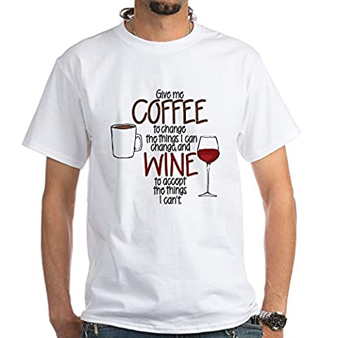 CafePress - Give Me Coffee To Change The Things I