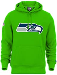 New Era - NFL Seattle Seahawks Team Logo Hoodie - Action Green