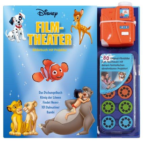 Xenos Verlagsgesellschaft Disney Filmtheater / Bilderbuch mit Projektor