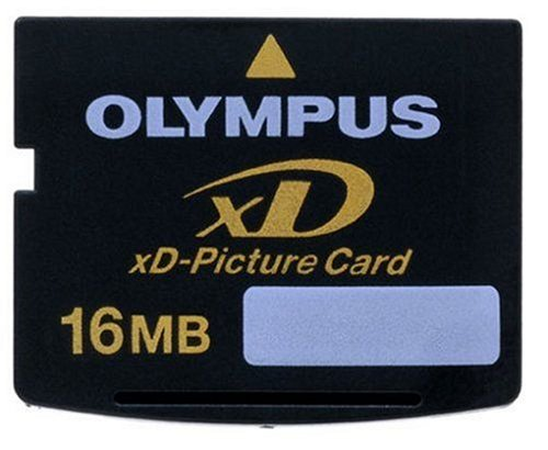 Olympus XD-Picture CARD TYPE M PLUS -