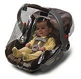 Jolly Jumper Weathershield pour siège auto pour bébé–Protège de la pluie, DE LA Grêle, DE LA Neige et du vent–sans phtalates