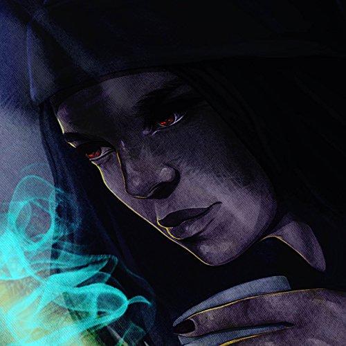 Cigarette café Portrait Femme S-2XL Débardeur | Wellcoda Noir