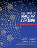 Lecture Tutorials for Introductory Astronomy - Preliminary Version by Jeffrey P. Adams (2002-08-09)