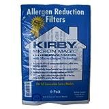 Kirby Original Sentria Generation 5 6 Anti-Allergen Tuch Staubsaugerbeutel 6er Pack + Gratis Gürtel