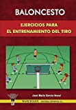Baloncesto: Ejercicios Para El Entrenamiento Del Tiro