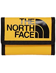 The North Face Portafoglio, Unisex Adulto, Giallo (Tnf Yellow/Tnf Black), Taglia Unica