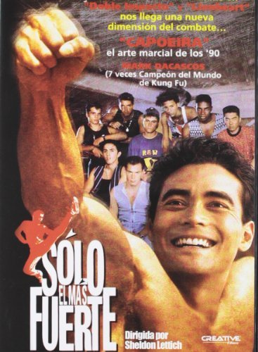 Only The Strong (1994 Mark Dacascos) PAL eu import
